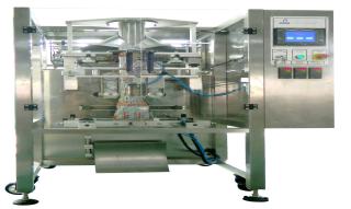 BH,Vertical Form Fill Seal Packaging